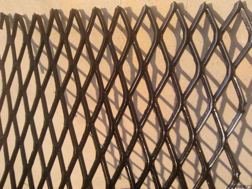 喷塑钢板网|喷漆钢格板-喷塑钢板网-钢板网系列-河北