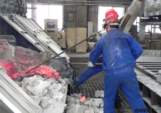 电解铝车间用盖板-电解铝槽钢盖板-新闻